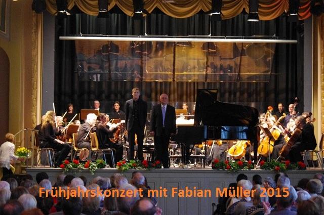 Frühjahrskonzert Fabian Müller 2015