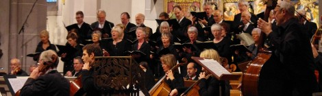 Pressestimmen und Bilder vom Chor- und Orchesterkonzert
