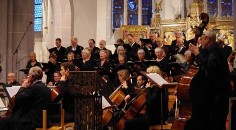 Kurzweilige Kirchenmusik