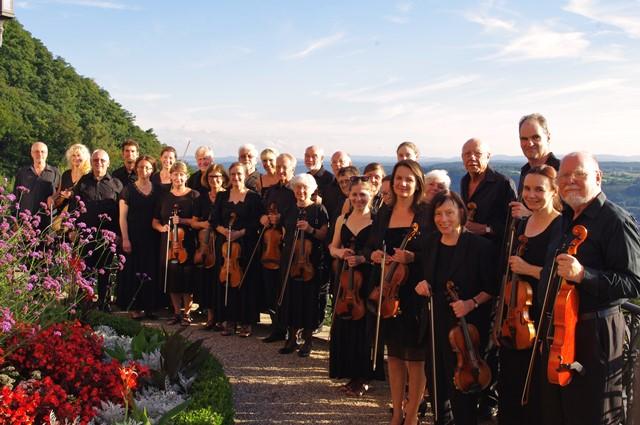 Collegium Musicum Bad Honnef, 2015. Foto: Paul Schilling