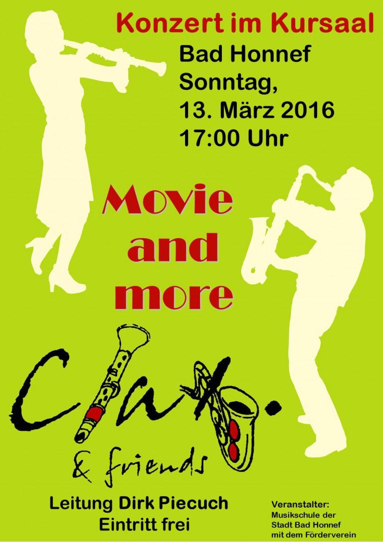 Plakat Clax Frühling 16