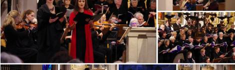 Impressionen vom Chorkonzert 2016