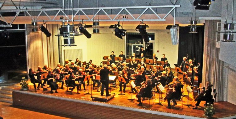 Orchesterreise nach Mössingen