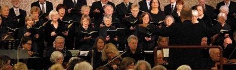 Bilder vom Chorkonzert in Rhöndorf 2017